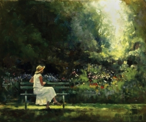 Finalist, David Kapszukiewicz, Claudette's Garden