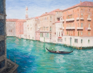Finalist, Fred Moss, Guiding Gondola