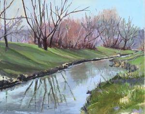 Finalist, Janette Gray, November Dawn