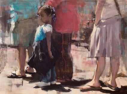 Annie Salness, Curiosity