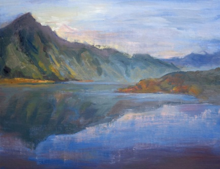 Candice Rene, Early Morning Light