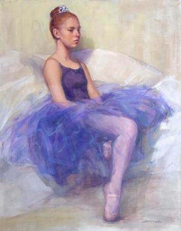 Anna Toberman, Purple Tutu