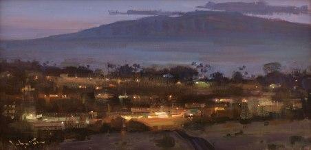 John Lasater, Lahaina Glow