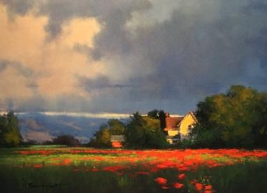 Romona Younggquist, Summer Sky