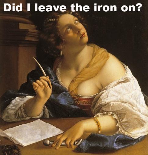 Enter Today Iron On