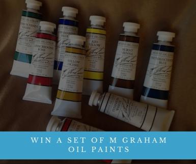 M Graham May Giveaway